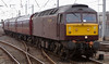 47826 & 47787, 5Z14, Carnforth, 7 March 2008 - 1220 1    47826 leads a Carnforth - Whitby ECS move for a Railtourers special to Perth.