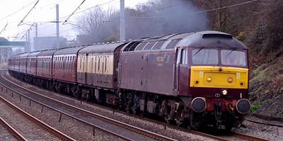 West Coast Railways (WCRC), 2009: Diesels