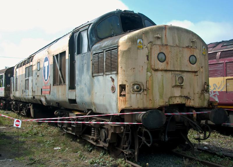 37165, Carnforth, 27 July 2008