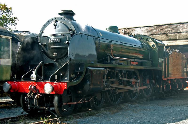 30777 Sir Lamiel, Carnforth, 26 July 2008 1
