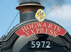5972 'Hogwarts Castle', Carnforth, 26 July 2008 2