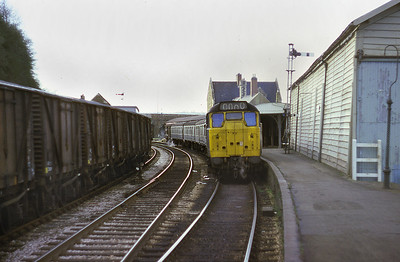 Exeter to Barnstaple