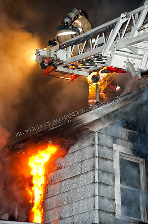 West Haven, CT Fires