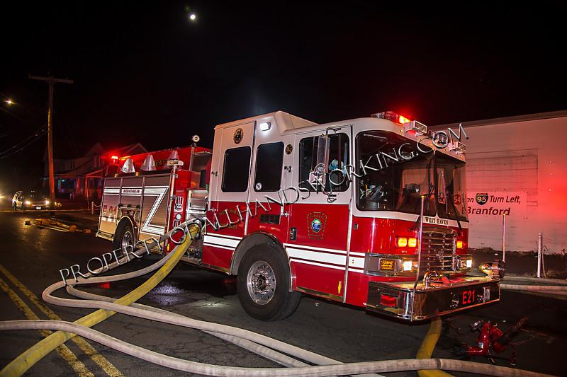 West Haven Engine 21
