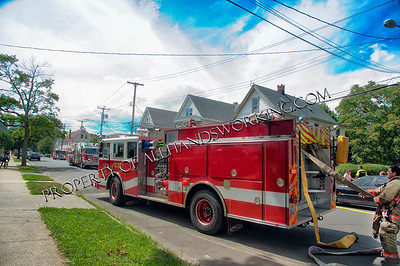 07/31/2013 West Haven, CT - One woman sustained smoke inhalation from a kitchen fire.