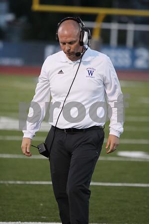 Coach Fahey, West Scranton Invaders