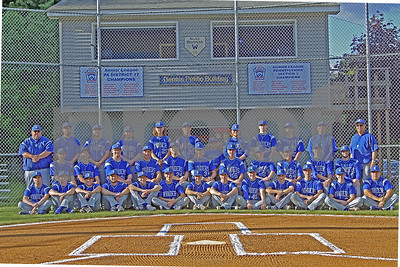 West Scranton Invader baseball