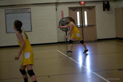MS and Varsity Volleyball Faith Christian 2013