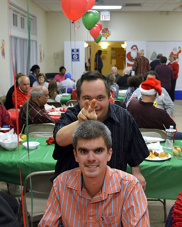 Holiday Party 121813