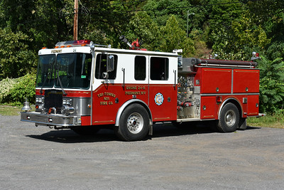 Piedmont, West Virginia (Tri Towns VFC) in Mineral County:  Engine 24-11 is a 1991 HME 1871/Grumman 1000/1000 with sn 18543.  Both Piedmont and nearby Westernport, Maryland ordered Grumman engines at the same time.