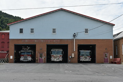 Piedmont, West Virginia - Tri Towns Fire Company - Mineral County, West VA.