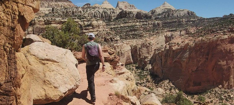 Cassidy Arch Hike