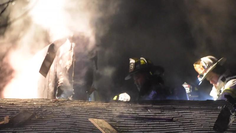 Westbury House Fire- Paul Mazza