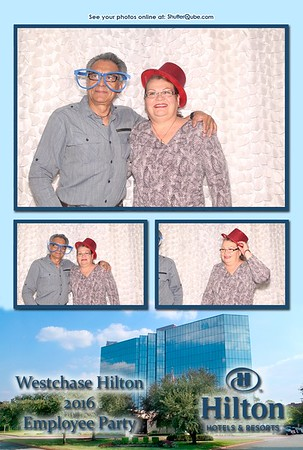 Westchase Hilton 2016 Employee Party