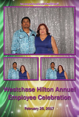 Westchase Hilton Annual Employee Celebration 2-25-17