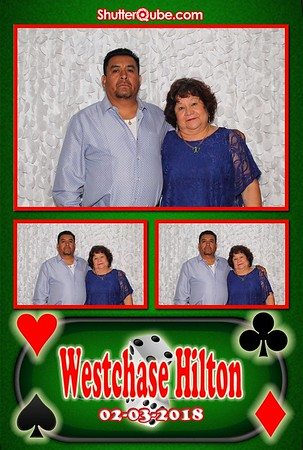 Westchase Hilton Employee Party 020318