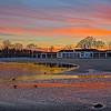 The Beach at Glen Island Park