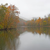 Housatonic River in the Fall
