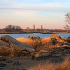 New Rochelle from Two Tree Island, Fall