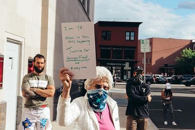 Greenwich Black Lives Matter Protest
