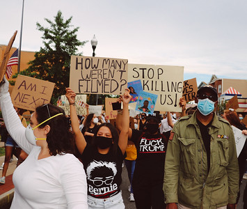 New Rochelle Black Lives Matter Protest