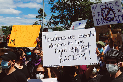Port Chester Black Lives Matter Protest