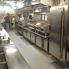 Galley tour - prep area