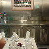 Galley tour - napkin settings