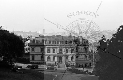 Archdiocese Residence - Steiner & Fulton -Alamo Square