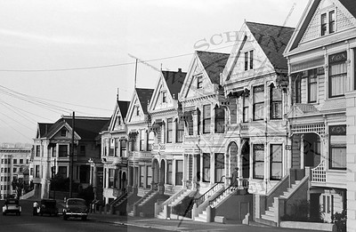 Postcard Row-Alamo Square