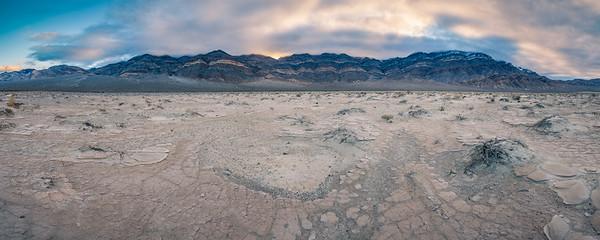 Last Chance Range, Death Valley