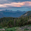 Longs Peak from a distance. Rocky Mountain National Park, Colorado