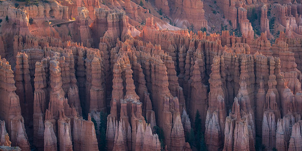 Hoodoos of Bryce Canyon NP