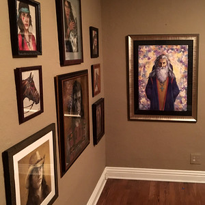 THE Wizard certainly stands out in my personal gallery.