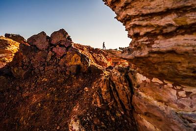 Gantheaume Point in Broome, Western Australia