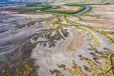 Beautiful nature at Kimberley in Western Australia.