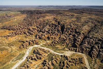 The Bungle Bungles at Purnululu National Park.