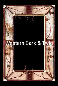 Western Bark and Twig  ~ SOLD