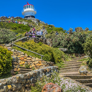 Cape Point Lighthouse Area, South Africa