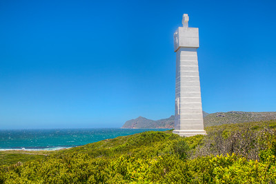 Da Gama Cross, Cape Point, South Africa