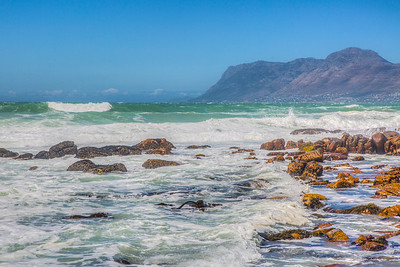 St. James, False Bay, South Africa