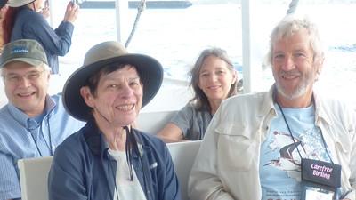 Warren, Dale, Rusty & Kevin