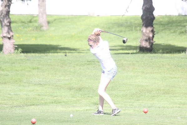 Western Christian girls' golf