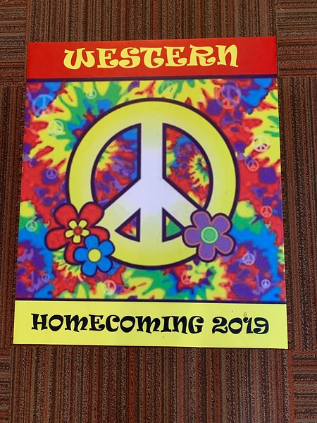Peace, Love and Homecoming 2019