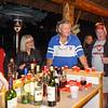 Brad Hendrix, friend, Susie Hendrix, Steve Terrill, John Svoboda, Dr. Vandenbusche