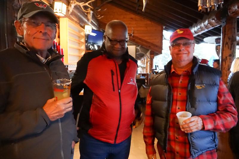 Bill Gunn, James Shaffer, Fred Conrath