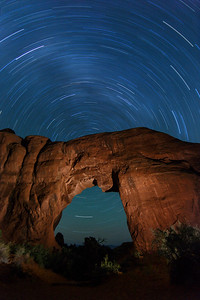 Arches National Park - Pine Tree Arch
