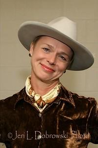 Daley, Doris  Turner Valley, Alberta, Canada  2009 National Cowboy Poetry Gathering Elko, Nevada