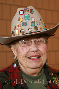 Collins, V. June Blevins  Yreka, California  2008 National Cowboy Poetry Gathering Elko, Nevada