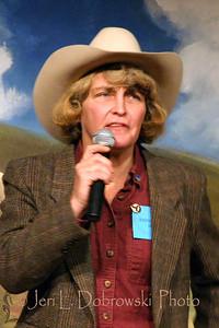 Brooks, Jerry  Sevier, Utah  2007 National Cowboy Poetry Gathering Elko, Nevada